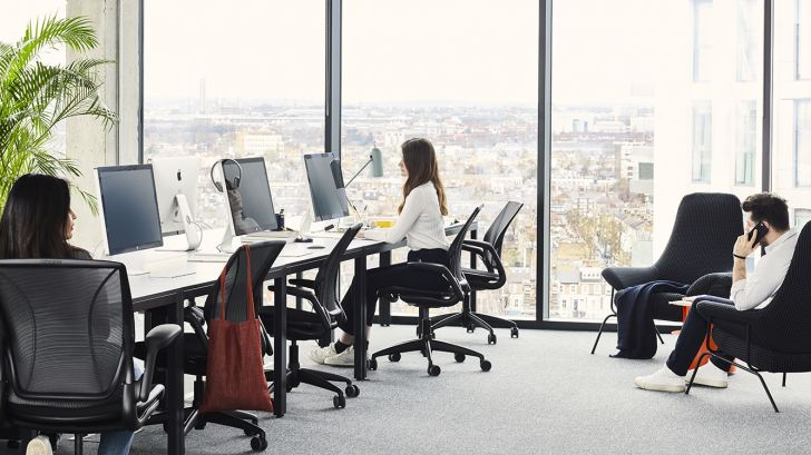 Office Spaces, Co-working, Lounges & Meeting Rooms | TOG