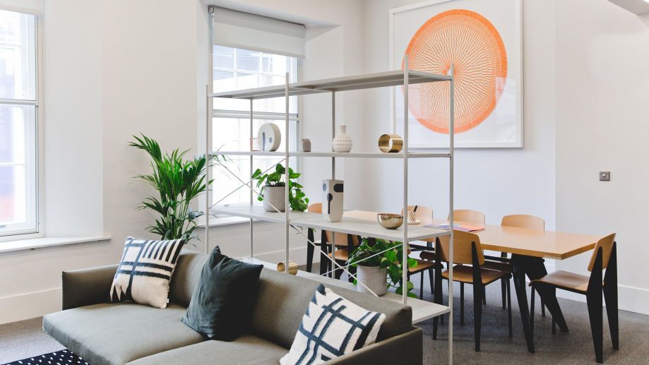 Bright and airy co-working space in TOG building at 19 Eastbourne Terrace Paddington London