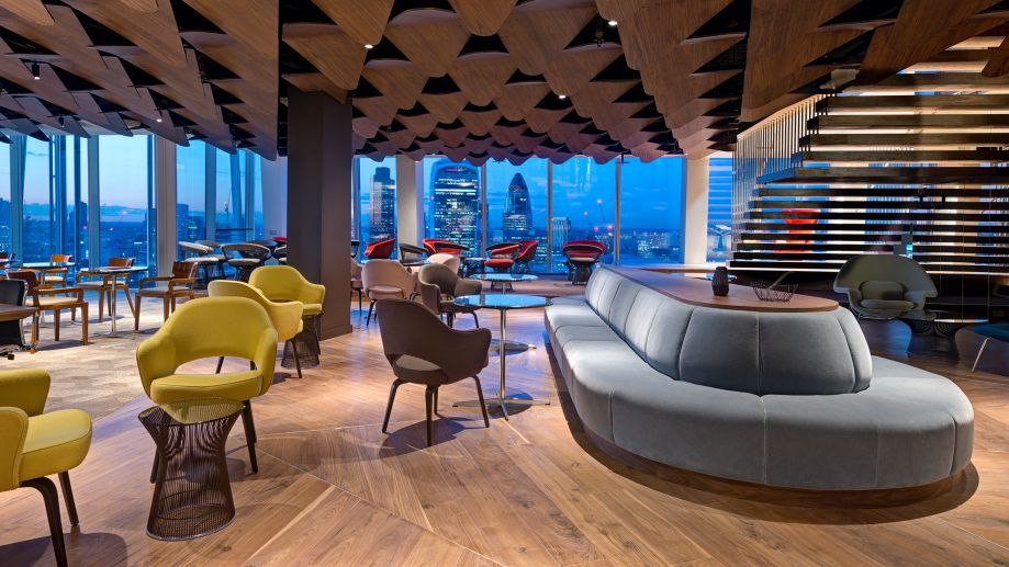 Co-working space with stunning views at TOG building 24/25 The Shard London